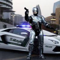 Dubai ya prepara los robots policías que patrullarán sus calles en 2017