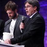 El equipo de 'Dos Cataluñas' devuelve el premio Cinema For Peace tras ser politizado por Carles Puigdemont