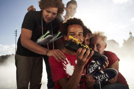 Imágenes y vídeo de la campaña de zapatillas One Many de Decathlon
