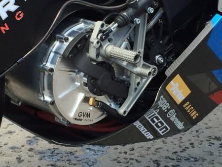Victory Electrica Zero Tt 2015 Parker Gvm Motor