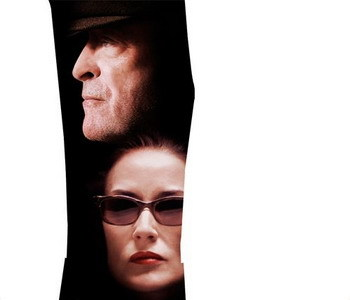 Póster de 'Flawless' con Michael Caine y Demi Moore