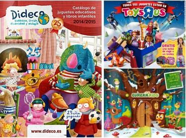 Los mejores catálogos online de juguetes para Navidad