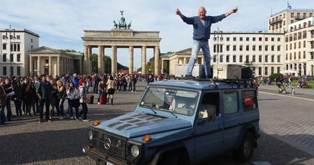 Vuelta al mundo en un Mercedes-Benz Clase G: 25 años, 215 países y 890.000 kilómetros