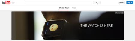 Apple Watch Youtube Entero