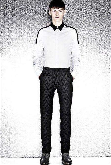 Miguel Antoinne otoño-invierno 2012/2013: elegancia de sartorial con toques muy glam