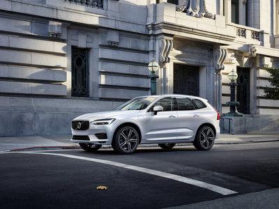 Nuevo Volvo XC60: Lo mejor del XC90, en un empaque más pequeño