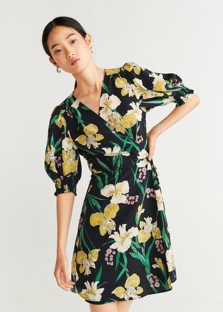 Vestido Floral Mini 04