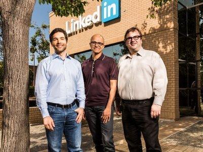 Europa da luz verde a la compra de LinkedIn por parte de Microsoft por 24.000 millones de euros