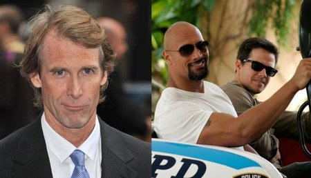 Mark Wahlberg y Dwayne Johnson en lo nuevo de Michael Bay