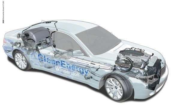 BMW Hydrogen7