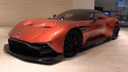 Conociendo a fondo el Aston Martin Vulcan