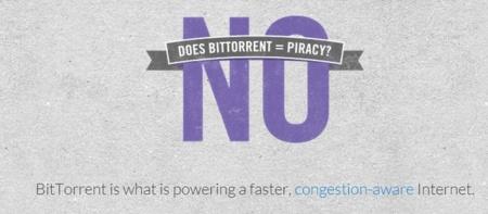 BitTorrent no es sinónimo de piratería, desde su blog oficial nos cuentan por qué