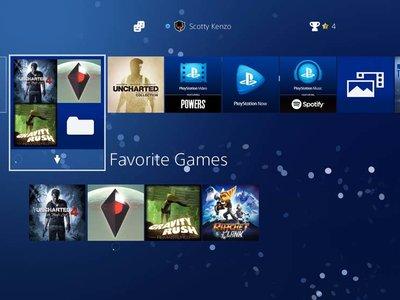 Se abren los registros para la beta de la actualización 4.5 en PlayStation 4