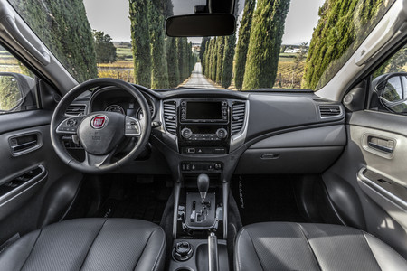 Fiat Fullback Cross 800