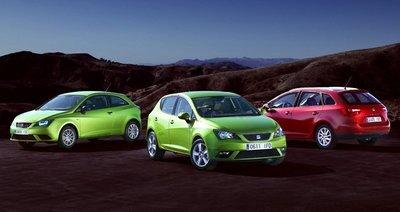 SEAT Ibiza 2012, precios para España