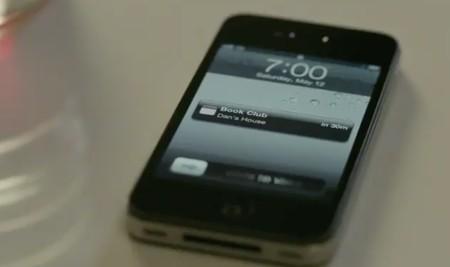 Publican un anuncio para televisión inédito del iPhone 4s con John Krasinski