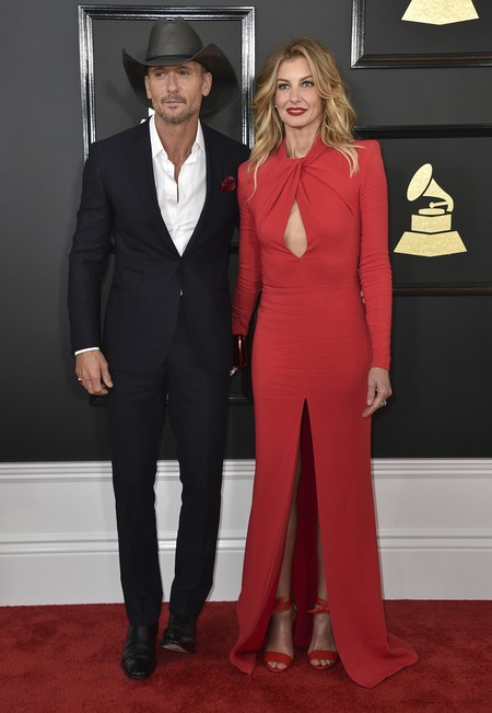 Faith Hill Grammy