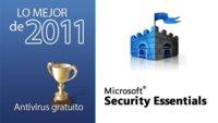 Mejor antivirus gratuito de 2011: Microsoft Security Essentials