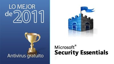 Mejor antivirus gratuito de 2011: Microsoft Security Essentials