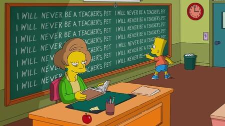 'Los Simpson' da el adiós definitivo a Edna Krabappel siete años después de la muerte de su voz, Marcia Wallace