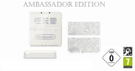New Nintendo 3DS Ambassador