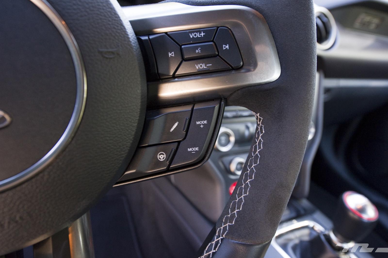 Ford Mustang Shelby Gt350 Prueba 33 40