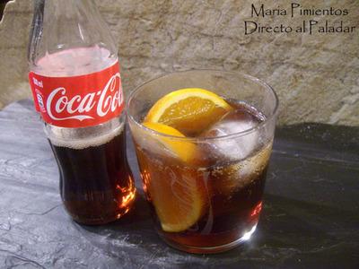 Chispazo de Cocacola, un combinado para el verano