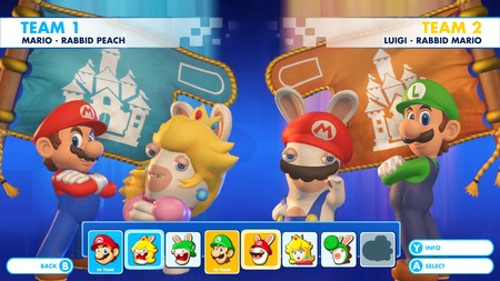 Mario Rabbids Kingdom Battle Analisis 01