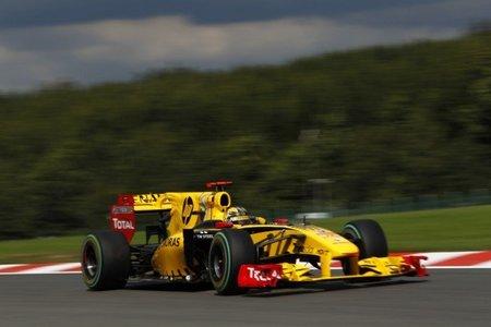 Renault encantada con el F-Duct