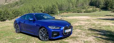 Probamos el BMW Serie 4 Coupé: más confort y deportividad para un coche que gana madurez en todos los aspectos