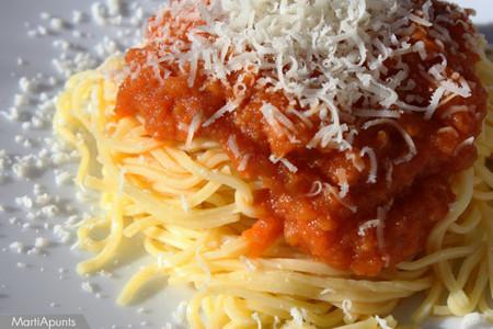 Salsas básicas para pasta: Salsa napolitana