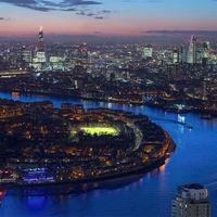 '24 Hour London': el panorama de Londres en 7.3 Gigapíxeles durante un día completo