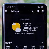 Esta gran aplicación del tiempo es una buena alternativa a la desaparición de Dark Sky