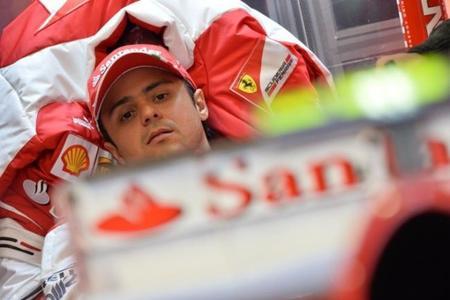 """Felipe Massa: """"ahora mismo no hay nadie mejor que yo para estar en Ferrari"""""""