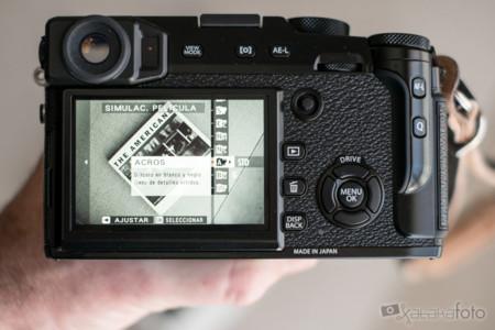 Fujifilm Xpro2 Acros