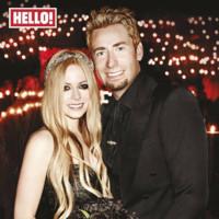 Avril Lavigne de Monique Lhuillier