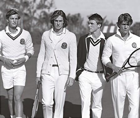 El próximo abierto de Australia tendrá aires preppy con los nuevos uniformes de Ralph Lauren