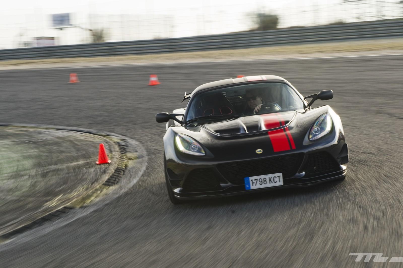 Foto de Lotus Exige 380 Sport (prueba) (27/45)