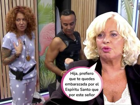 Bárbara Rey retrata a Luis Rollán: le acusa de ser un mal amigo de Sofía Cristo tras la expulsión disciplinaria de su hija en 'Secret Story: la casa de los secretos'