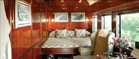 Rovos Rail: tren de lujo africano