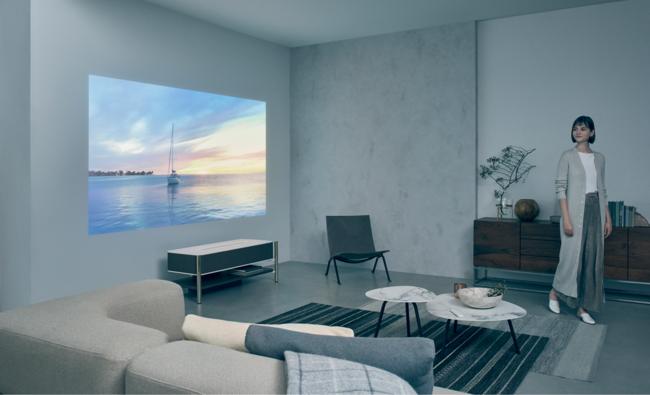Sony estrena proyector láser 4K de tiro corto con sistema de sonido integrado