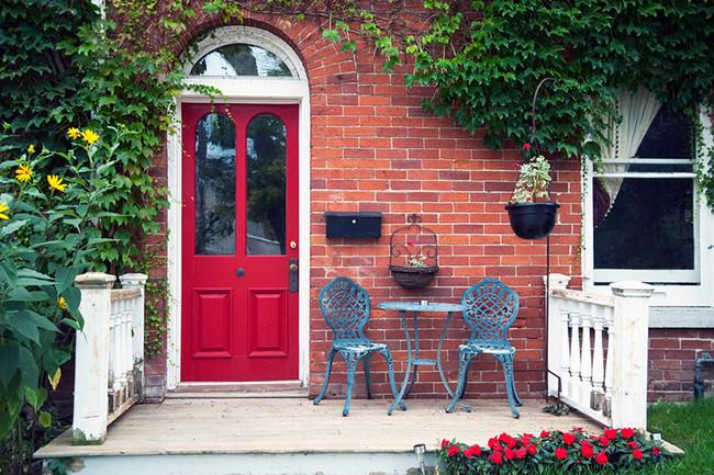 Clasica Puerta Roja 02