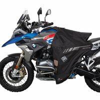 Tucano Urbano Gaucho Pro: una manta para llegar seco, limpio y sin frío al trabajo en tu BMW R 1200 GS