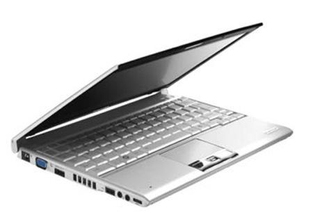 Toshiba Portégé R600, ultraligero