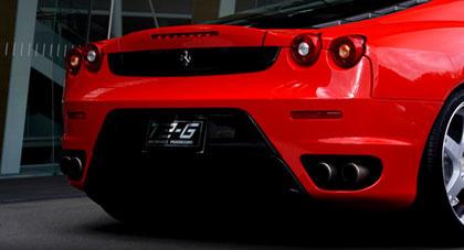 Ferrari F430 por T2-G