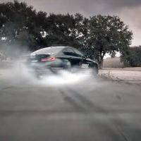 ¡Glorioso! Akrapovič cabrea al BMW M5 y le da más potencia, menos peso y un sonido espectacular