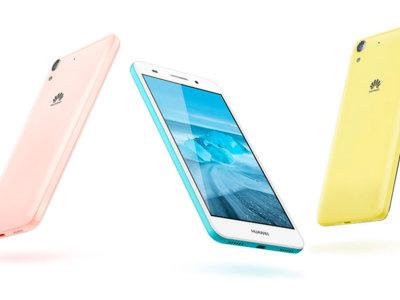 Huawei Y6II, nuevo diseño y prestaciones más completas para la gama básica