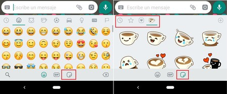 Whatsapp Stickers Android Mexico