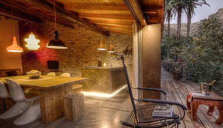 Finca Paraíso, diseño y piedra en el corazón de Gran Canaria
