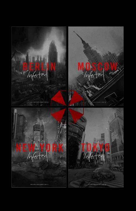 Foto de Nuevos carteles de 'Resident Evil: Venganza' (34/35)